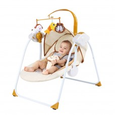 New design product Primi portable baby swing bed   Remote control baby Swing