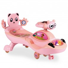 Original and big Size Baby Swing Car with music and lighting - Item-603