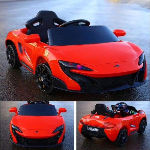 New 6v Battery Kids Electric Car /Bluetooth remote control Mclaren electric baby cars /children battery ride on cars for kids