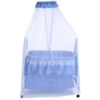 Babyhug Angel Dreams Cradle KDD-710 - Blue