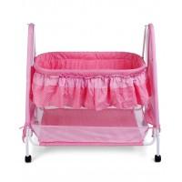 Babyhug Angel Dreams Cradle kdd-710 - pink