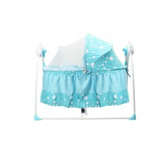 Hot baby electric swing bed baby rocking crib foldable baby cradle