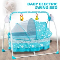RC Baby Electric rocker swing, automatic and remote control with music MD-203