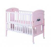 Style Solid Wood Baby Crib / Baby cot - Baby Bed Cradle