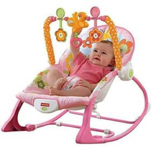 Fisher-Price Infant to Toddler Rocker Sleeper / ibaby