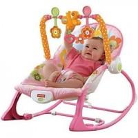 Fisher-Price Infant to Toddler Rocker Sleeper / ibaby / Hu-baby