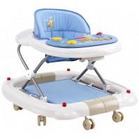 Farlin Baby Walker cum Rocking Chair-Blue