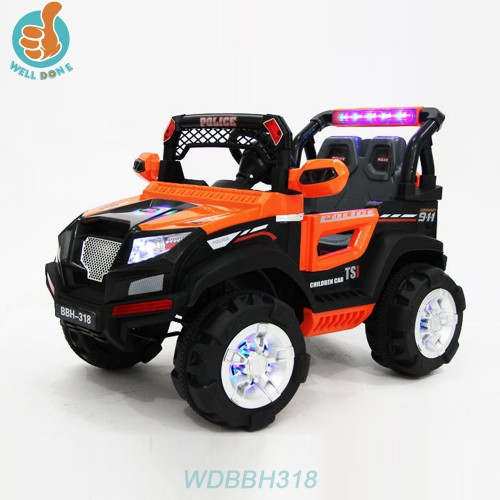 Hummer Style Battery Operated Children Ride-On 2.4 G -BBH318