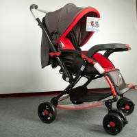 BBH 720-N Baby Cradle Stroller ( New Model )