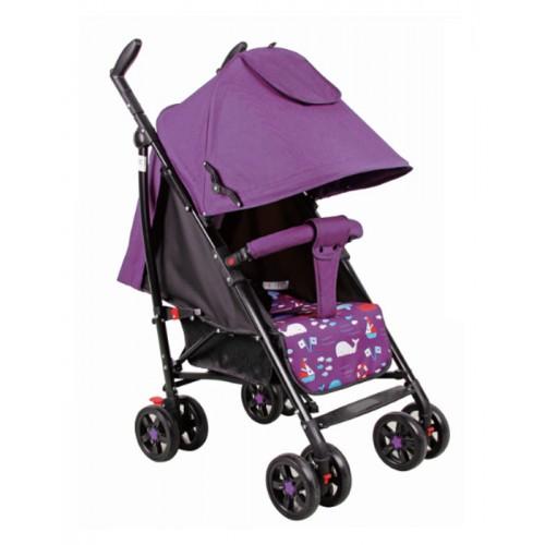 legendary baby stroller S108 (Purple)