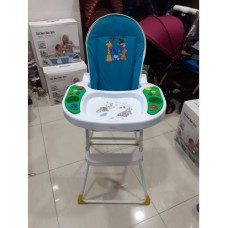 Sweetbaby Musical Baby High Chair