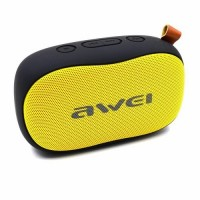 New Awei Y900 Portable mini wireless speaker light small bluetooth speakers support TF mp3 hands free call 6w