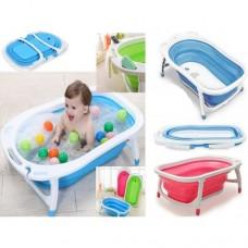 Foldable baby Bath Tub
