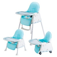 Cheap pastic folding travel high chair highchair canada for 4 month old baby