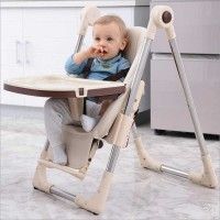 Best Multifunctional Foldable Baby Adjustable Dining Seat Baby High Chair