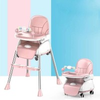 High Chair For Children Portable Dining Chair Baby Eating Table Kids Food Chair Baby Booster Seat Feeding Chair