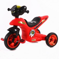Kids TriCycle RX100 with music