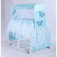 Baby Bassinet With Mosquito net & hanging bassinet