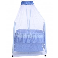 Babyhug Angel Dreams Cradle KDD-710 - Blue