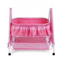 Babyhug Angel Dreams Cradle kdd-710 - pink