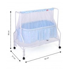 Babyhug Dream Time Cradle Printed