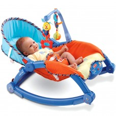 BABY THRONE New Born/ Toddler Rocker
