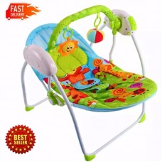 Cute Baby Electric Rocker / Swing with remote control