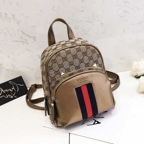 Gucci Liao backpack handbags new korean fashion for women's