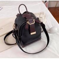 Soft Multipurpose Global Quality Hong Kong style retro backpack female bag