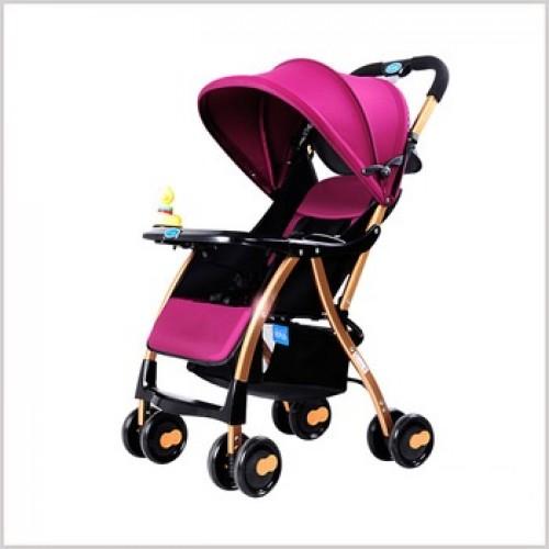 BAOBAOHAO A1 Baby Portable Lightweight Stroller Prams