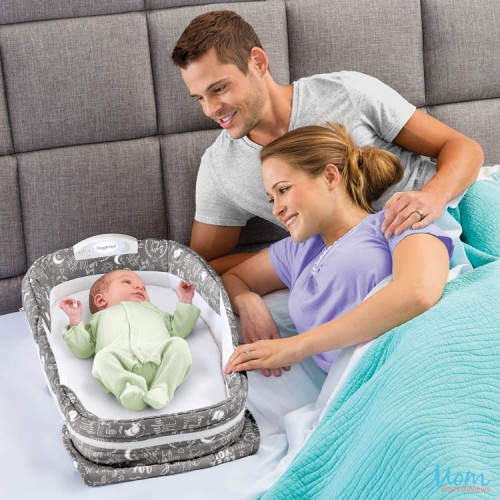Multifunctional Baby Bed Folding Baby Crib Travel Bed Portable Baby Cots