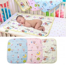 Waterproof Reusable Washable Baby Urine Mat Cover