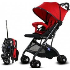 BBH QZ1 BABY STROLLER ( QZ1 ) red