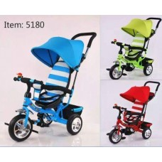 New Popular Baby Tricycle Multi-Function Baby Tricycle