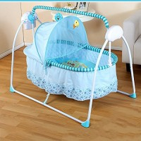 Primi Electric baby Swing with Remote control, Music, Bluetooth mosquito net , etc