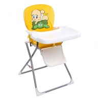 Farlin Baby Feeding Chair in Yellow