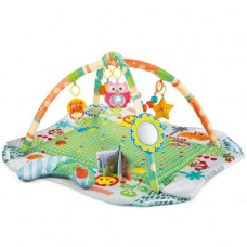 Four-sided Fence Soft Playing Mat Baby Gym Activity Gym Learning Gym For Baby