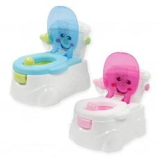 Simulation baby potty